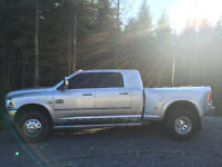 2013 Ram Mega cab 3500 Laramie Long Horn.  Aisin. REDUCED