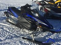Yamaha Apex 2011 128po seulement 4700 km power stering
