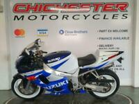 SUZUKI GSXR 600 K1 2001 EXCELLENT CONDITION