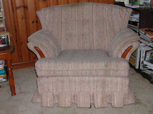 Larger Rocker and also Swivels -  Chair