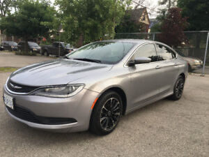 2015 Chrysler 200 SL - Limited