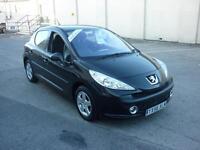 2007 Peugeot 207 1.4 16v 90 Sport Finance Available