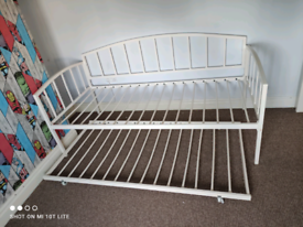 Next - Single Day Bed, trundle - Frames only