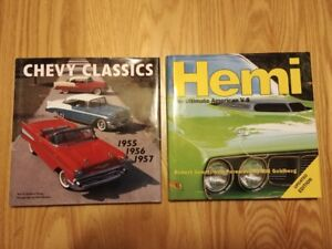Car Collector books