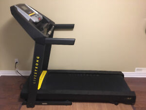 Tapis roulant Livestrong LS 8.0T