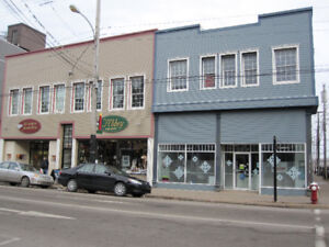 1,000 Sq. Ft. PRIME Retail, Office Space  311 Charlotte Street,