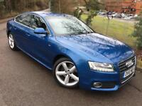 Audi A5 Sportback 2.7 TDi S Line 5dr Automatic DIESEL AUTOMATIC 2010/10