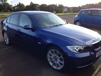 BMW 3 series (only 16,600mls) show room condition inside and outside