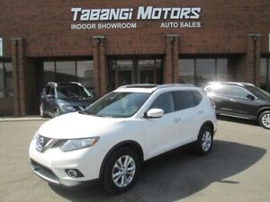 2014 Nissan Rogue SV | NO ACCIDENTS | PANORAMIC SUNROOF | REAR C