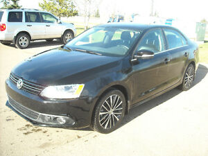 2013 Volkswagen Jetta TDI Sedan Highline