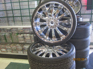 """Strada 26"""" Ford Rims For Sale"""