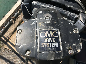 3.5 CHRYSLER MOTOR, OUTDRIVE & CONTROLS
