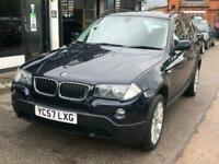 2007 BMW X3 2.0d 5d 150 BHP Estate Diesel Manual