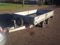 Ifor Williams trailer 10 x 5 excellent condition