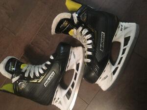 Bauer Supreme S27 Junior Hockey Skates - size 1.5 $179