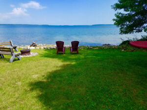 Lakehouse for Vacation rental on St-Joseph's Island