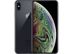 I PHONE XS MAX 64 GB SPACE GREY IN MINT CONDITION WITH ORIG BOX.