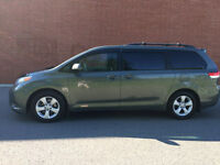 2011 Toyota Sienna LE 3.5 6 Cylinders