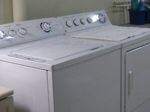 GE Washer and Dryer SOLD