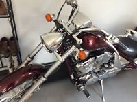REDUCED!!! Excellent Cond. Honda Fury, limited edition (as new)