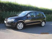 Volkswagen Golf 1.6TDI ( 105ps ) BlueMotion Tech 2010MY Blue Motion Match