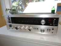Luxman FQ 900 Solid State Vintage Stereo Receiver