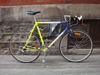 velo de route 58cm Ascente road bike