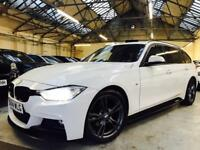 2014 BMW 3 Series 2.0 318d M Sport Touring 5dr Diesel Automatic