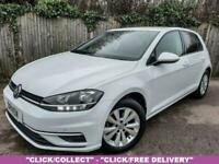 2017 Volkswagen Golf 1.6 SE NAVIGATION TDI BLUEMOTION TECHNOLOGY 5d 114 BHP Hatc