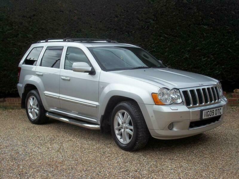 jeep grand cherokee 2009 reviews uk