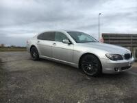 "2006 06 BMW 730Ld SE (3.0 diesel, rear entertainment, 20"" alloys)"