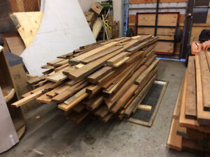 Red Cedar Lumber For Sale