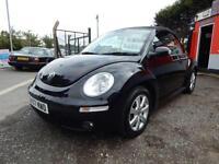2007 Volkswagen Beetle 1.6 Luna 2dr Full service history,2 keys,12 months mot...