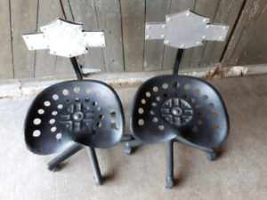 Harley Davidson Tractor Seat Chairs