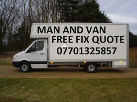 MAN AND VAN REMOVALS - HOUSE CLEARANCE