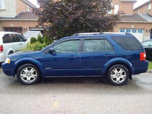 2005 Ford FreeStyle/Taurus X limited sport Wagon