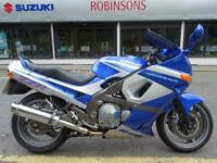 1991 KAWASAKI ZZR600 IN BLUE LOVELY EXAMPLE ONLY 19112 MILES