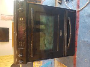 Kitchen Aid Gas/convection stove