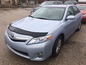 2011 Toyota Camry Hybrid 4dr Sdn_CERTFIED_SUNROOF_BACKUP SENSORS