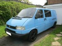 Volkswagen T4 Campervan - Dorset Motorhomes, used for sale  West Parley, Dorset