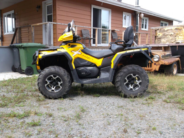 Used 2013 Can-Am outlander max xt 1000 4x4