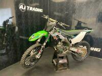 Kawasaki KXF 250 2016 ( MX / ENDURO / MOTOCROSS / DIRT BIKE ) @ AJ TRADING