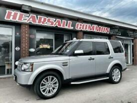2013 63 LAND ROVER DISCOVERY 3.0 4 SDV6 COMMERCIAL 255 BHP DIESEL