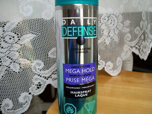 New Unscented Hairspray - Great Deal