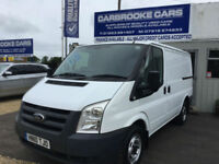 2010 10 FORD TRANSIT T280S 12 MONTHS MOT - SERVICED- NO VAT - ONE OWNER