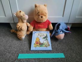 Winning the Pooh bundle