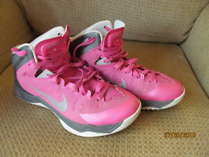 Nike Special Edition Breast Cancer Hyper Quickness Sneakers