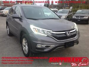 2016 Honda CR-V SEAWD, Power Group, Backup Camera