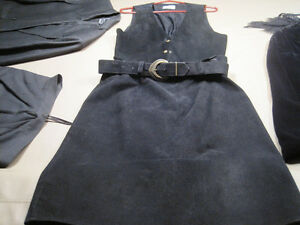 2 Women's Suits and 1 Suede Skirt and Vest (Matching) Cornwall Ontario image 5