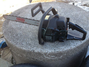 For sale craftsman chainsaw